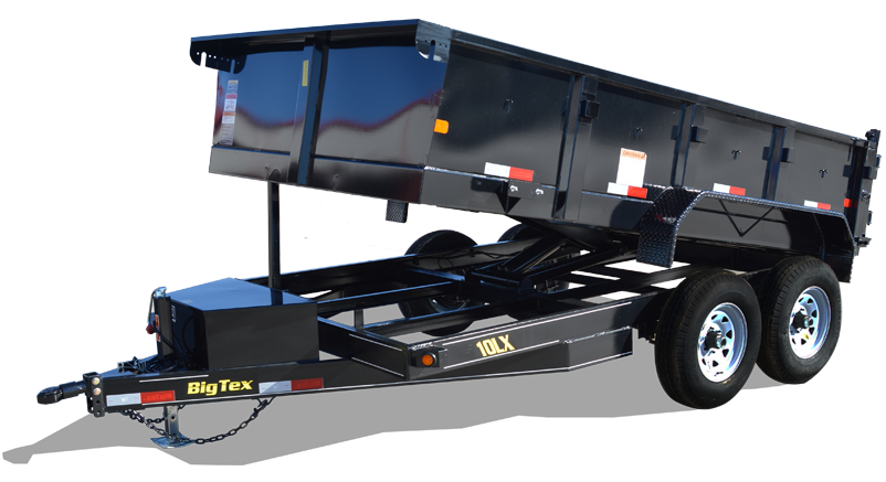 10LX Pro Series Tandem Axle Extra Wide Dump